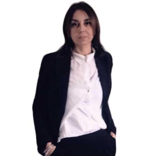 Rita del team Elmeco
