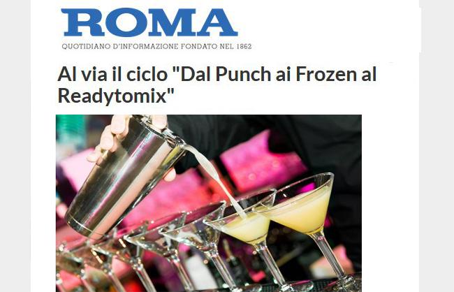 Dal Punch al Frozen al Ready to Mix
