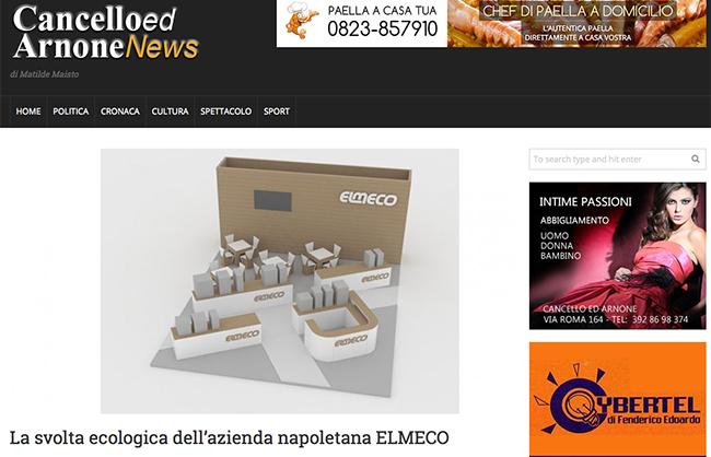La svolta ecologica di Elmeco