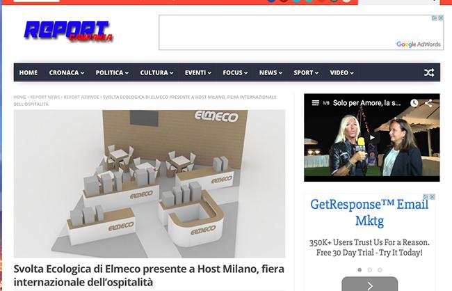 Svolta Ecologica di Elmeco - Milano HOST